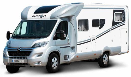 modelo de autocaravana xmk 740 para alquilar y vender